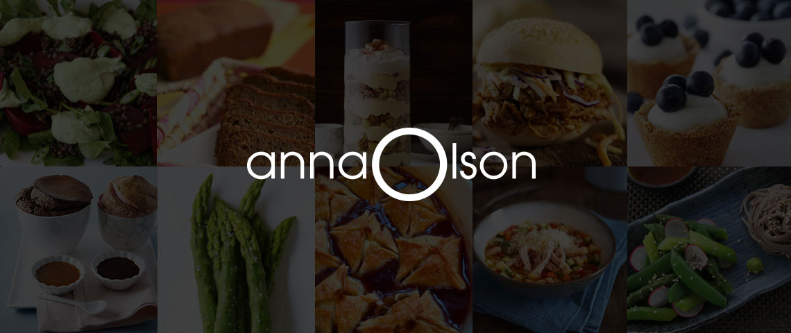 This Month S Recipes Anna Olson